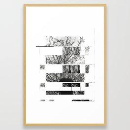 Coppelius III (deconstructed) Framed Art Print