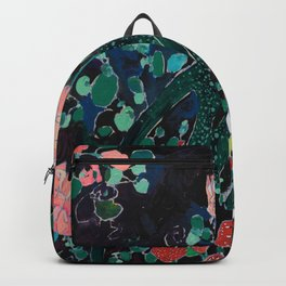 Sunday Neon Night Jungle Backpack