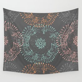 Flirty Doilies Wall Tapestry