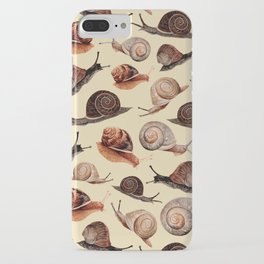 A Slew Of Snails iPhone Case