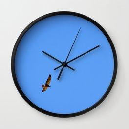 Raptor  Wall Clock