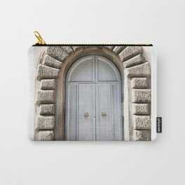 Doors of Rome, Blue dream Carry-All Pouch