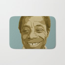 James Baldwin Bath Mat