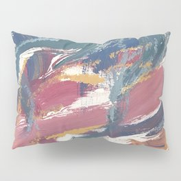 A Tricky Balance Pillow Sham