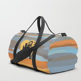Just passing by Duffle Bag