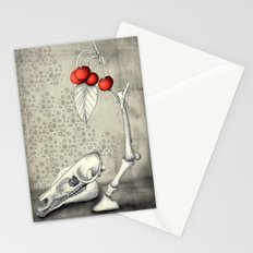 Cerasus Domestica Stationery Cards