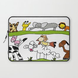 CuteAnimals Laptop Sleeve