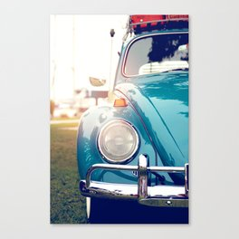 bug love Canvas Print