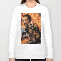 mad max Long Sleeve T-shirts featuring Mad Max by SB Art Productions
