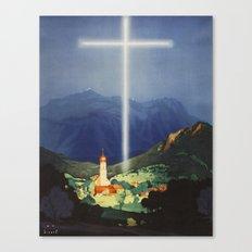 Miracle Canvas Print
