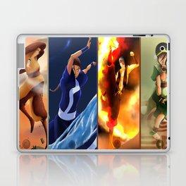 4 nations Laptop & iPad Skin