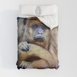 The Female Howler Monkey Comforters