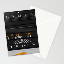 Leica 50mm Stationery Cards