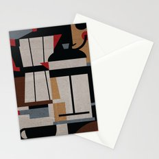 Coffee Methods Stationery Cards