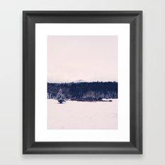 Bearsville, New York Framed Art Print