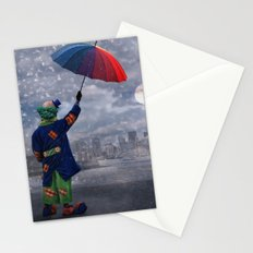 Good morning America . . . how are you Stationery Cards