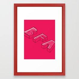 BFA Framed Art Print
