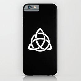 Celtic Trinity Knot iPhone Case