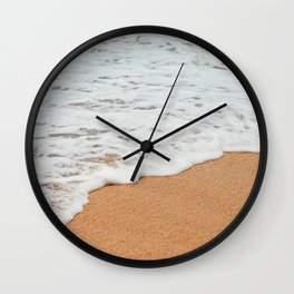 Sand and Water Wall Clock