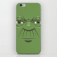 Yoda - Starwars iPhone & iPod Skin