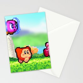 Kirby in Dreamland Stationery Cards