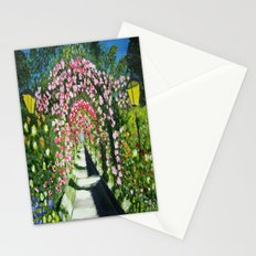 Flower Arches  Stationery Cards