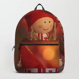 082 - Christmas Backpack