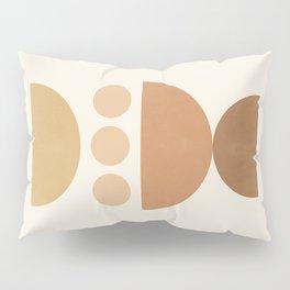 Abstraction_SUN_MOON_SHAPE_POP_ART_Minimalism_002M Pillow Sham