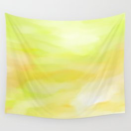 Sunny Landscape Wall Tapestry