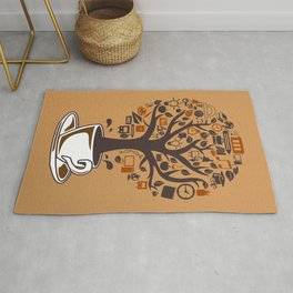 Coffee Tree Rug