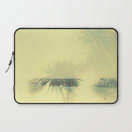 Double exposure Porthminster Beach, Cornwall Laptop Sleeve