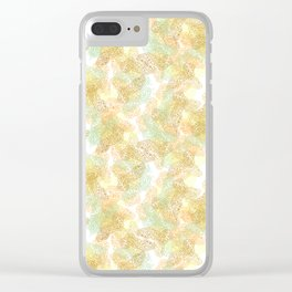 Pineapple Express Clear iPhone Case