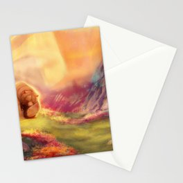I Love You, Koda Stationery Cards