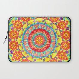 Sun Mandala Laptop Sleeve