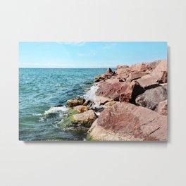 AFE Kew-Balmy Beach 6 Metal Print