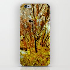 The Garden Of Faith and Hope-Abstract iPhone & iPod Skin