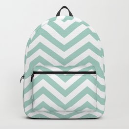 Chevron Turquoise  -   01 Mix & Match Backpack