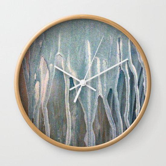 Abstract Painting 27 Wall Clock