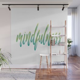 Mindfulness Wall Mural