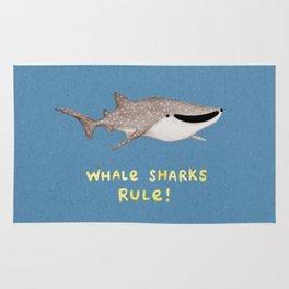 Whale Sharks Rule! Rug