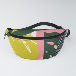 Tropical West Fanny Pack