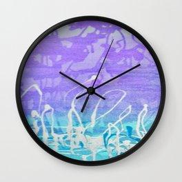 Unsoiled Wall Clock