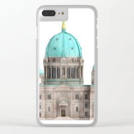 Berlin Cathedral Clear iPhone Case
