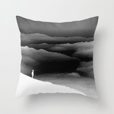 Solar Noise Isolation Series Throw Pillow
