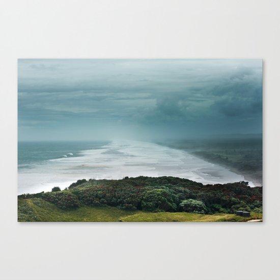 Muriwai Beach, NZ Canvas Print