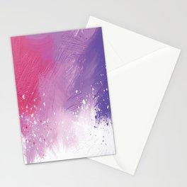 Paint Brushing Stationery Cards