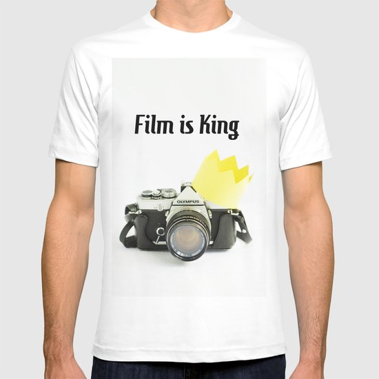 Film is King T-shirt