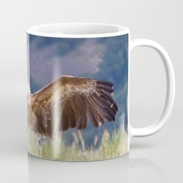 Karate Vulture Coffee Mug
