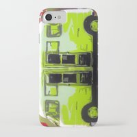 van iPhone & iPod Cases featuring Van by Gabriel Prusmack and Sophia Buddenhagen
