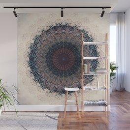 Modern Mandala art Wall Mural